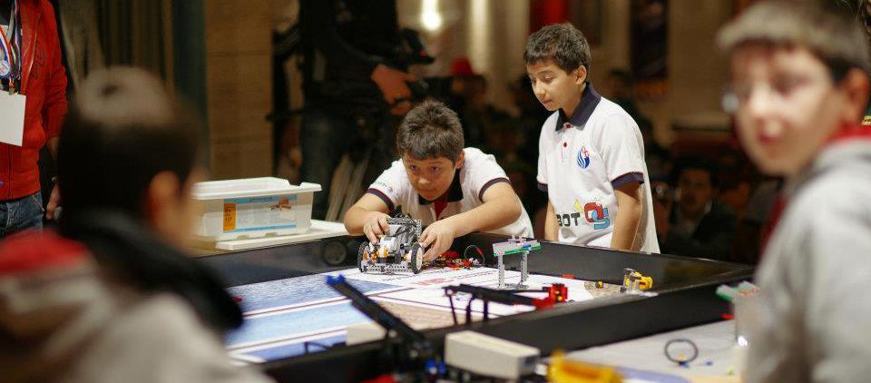 Öğrencilerden Harika Proje Çalışmaları