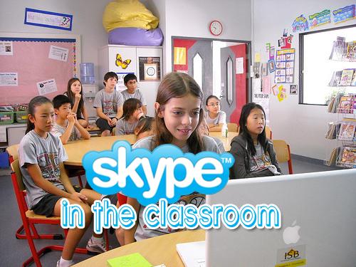 Skype ile Dünyayı Sınıfınıza Getirin