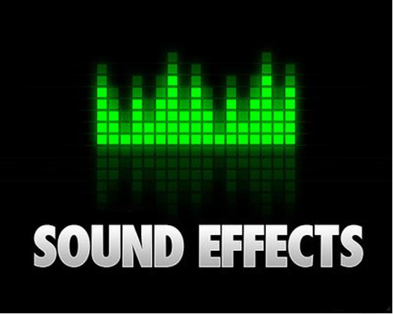 Binlerce Ses Efekti Tek sitede