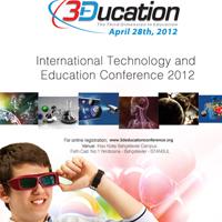 3D Uluslararası Teknoloji & Eğitim Konferansı'12