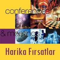 Konferanslar Serisi Başlıyor
