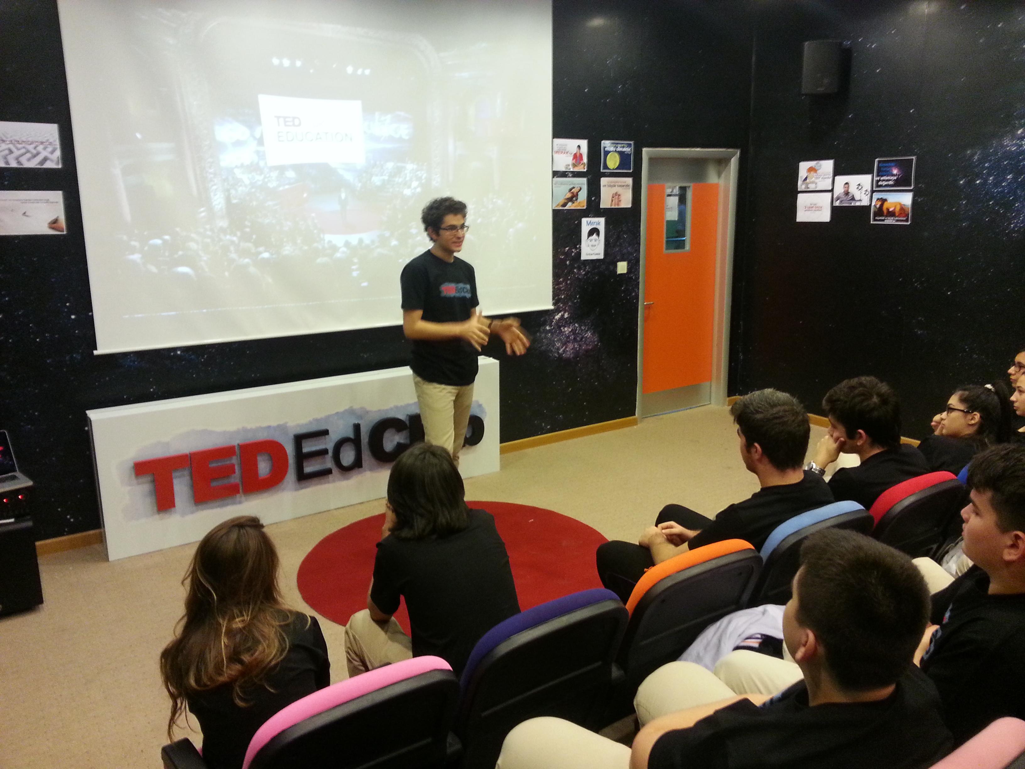 TEDEd Kulübü ile Okulunuzda Yeni Bir Öğrenme Kültürü Oluşturun