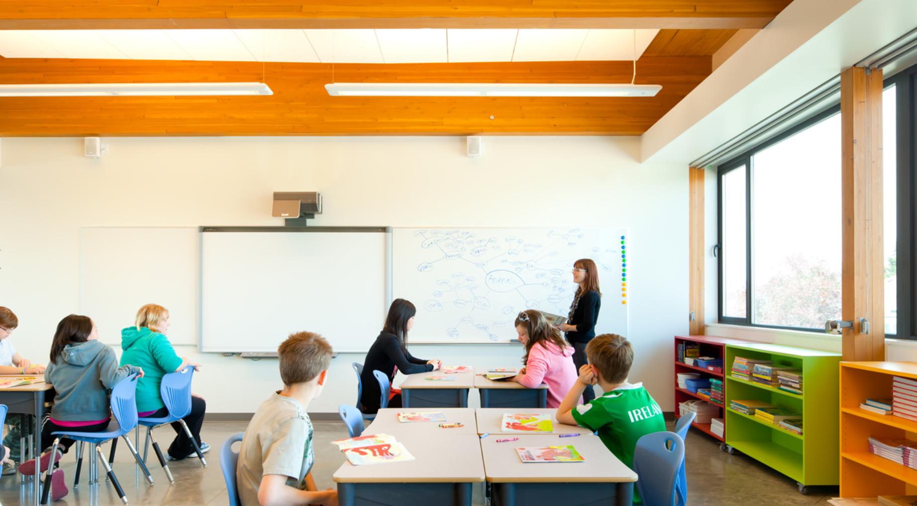 Modern Classroom Furniture Uk ~ Modern sınıflarda Öğrenme ve Öğretim eğitim trend